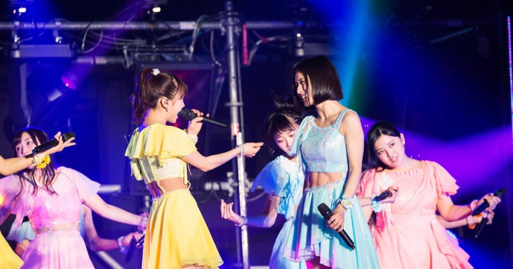 松岡茉優 モーニング娘。